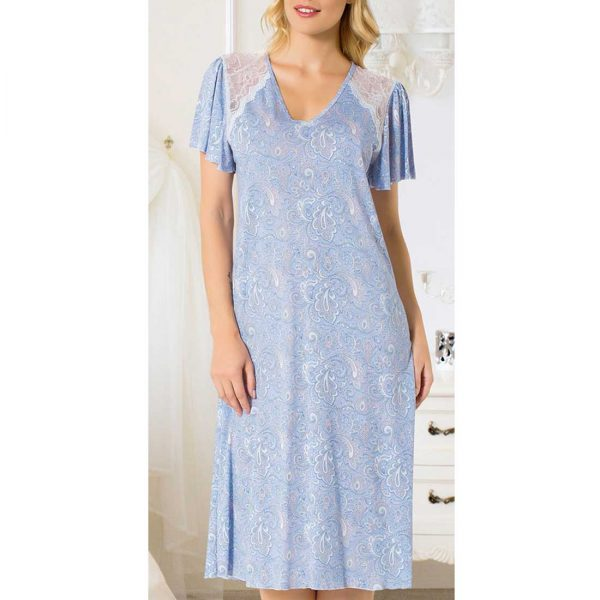 Camasa de noapte dama marimi mari L XL XXL 3XL 4XL 5XL